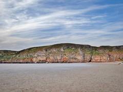 Brean Down (Cat Thackstone) Tags: limestone location seaside sanditon brean beach