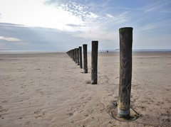 Brean Beach (Cat Thackstone) Tags: coast seaside location filming sanditon beach brean