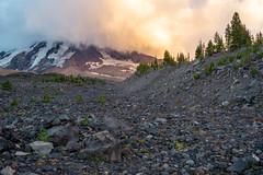 Mt. Adams near Muddy Meadow (Laura Jacobsen) Tags: mtadams washington wilderness