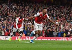 Arsenal FC v Aston Villa - Premier League (Stuart MacFarlane) Tags: sport soccer clubsoccer london england unitedkingdom