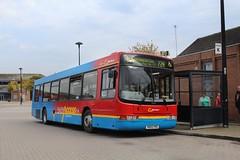 Go Northern 4855 / R855 PRG (TEN6083 (kieron mathews)) Tags: transport publictransport buses bus nebuses volvo renown bishopauckland wrightbus b10ble bishopaucklandbusstation r855prg 4855 gonorthern