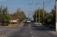 DSC_0035 (WT_fan06) Tags: dac rocar trolleybus troleibuze romania targu jiu september septembrie 2019 autumn