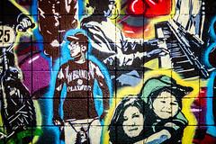 The World's Best Friend (Thomas Hawk) Tags: america bayarea california haight haightdistrict haightstreet lowerhaight photowalk sf sfbayarea sanfrancisco us usa unitedstates unitedstatesofamerica westcoast graffiti sfflickrmeetup streetart