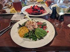 MrUlster 20190908 - Florida - IMG_20190908_132008 (Mr Ulster) Tags: food restaurant golf lobster florida
