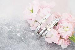 CUSTOM CUFF Bracelet (TheSilverBirdcage) Tags: cuff bracelet silver birdcage personalised jewellery