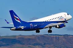 G-CIXV_21 (GH@BHD) Tags: gcixv embraer erj170 erj170lr easternairways belfastcityairport t3 eze eastern regionaljet bhd egac aircraft aviation airliner