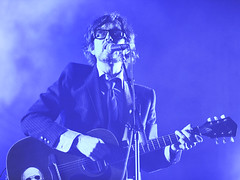 Happy (Belated) Birthday, Jarvis Cocker! (kirstiecat) Tags: jarviscocker british pulp commonpeople differentclass coachella blue cinematc music fest festival atmosphere color concert band