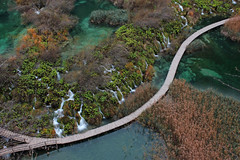 Plitvice Lakes National Park, Croatia (russ david) Tags: plitvice lakes national park nacionalni plitvička jezera colloquially unesco world heritage waterfall hike landscape balkans hrvatska republic republika november 2018
