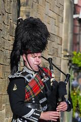 Photo of Piper at Royal Mile (Edinburgh)
