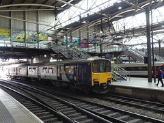 150133 Leeds (Beer today, red wine tomorrow.....) Tags: northern class150 dmu