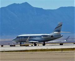 91219-17, N988DV '09 Dassault Falcon 2000EX (skw9413) Tags: albuquerquesunport kabq kodakpixproaz652 aircraft n988dv dassault falcon 2000ex bizjet