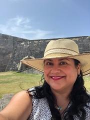 Going to See Castillo San Cristóbal (Girl Least Likely To) Tags: travel caribbean castillosancristóbal vacation sanjuan island puertorico