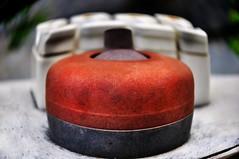 MM Junk (holly hop) Tags: mm macromonday junk powerswitch broken macro rust fusebox
