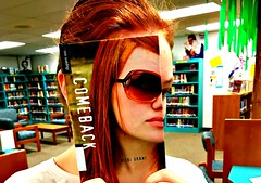 BookFacebyBrookeEX-Land (The Daring Librarian) Tags: instagram instagramapp example book promo bookface reading promotion