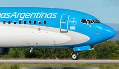 LV-CXS (M.R. Aviation Photography) Tags: boeing 73781dwl lvcxs aerolineas argentinas aviation aviacion airplane plane aircraft avion sony a7 a6 z7 d850 d750 d650 d7200 photo photography foto fotografia pic picture canon eos pentax sigma nikon b737 b747 b777 b787 a320 a330 a340 a380 alpha alpha7