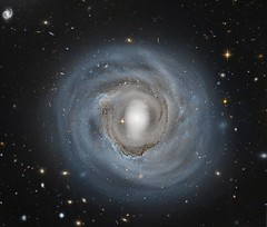 Galaxie spirale NGC 4921 (photopoésie) Tags: ngc4921 hubble comaberenices