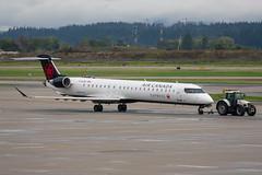 C-GJAZ Bombardier CRJ-900LR Air Canada Express / Jazz (SamCom) Tags: cgjaz bombardier crj900lr aircanadaexpress jazz crj9