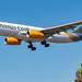 Thomas Cook Airbus A330 Landing at LAX