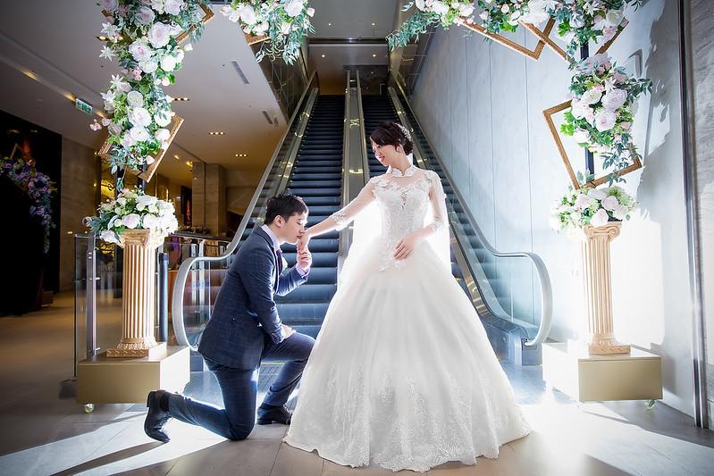 婚禮攝影 [振維❤佳雯] 結婚之囍@新莊颐品大飯店