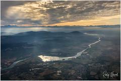 High in the sky (RudyMareelPhotography) Tags: france klm lyon natgeotravel rhône rhônealpes rudymareelphotography aerial aerialview iphone ngc travel travelphotography wanderlust vauxenbugey ain
