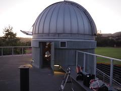 S9205103 SBAU Westmont Observatory Celestron C8 stand (SBAUstars) Tags: september 19 2019 sbau bacara westmont astronomy telescope santabarbara montecito goleta sunset channel ocean