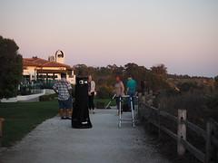 S9195079 SBAU Bacara sunset (SBAUstars) Tags: september 19 2019 sbau bacara westmont astronomy telescope santabarbara montecito goleta sunset channel ocean