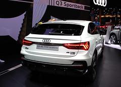 Audi Q3 Sportback (rvandermaar) Tags: audi q3 sportback audiq3 iaa frankfurt 2019