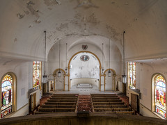 """St Dominic Church, Donora • <a style=""""font-size:0.8em;"""" href=""""http://www.flickr.com/photos/25078342@N00/48779851512/"""" target=""""_blank"""">View on Flickr</a>"""