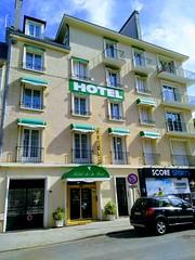 HOTEL DE LA PAIX (marsupilami92) Tags: france frankreich normandie 14 calvados îledefrance 8emearrondissement caen ouistreham