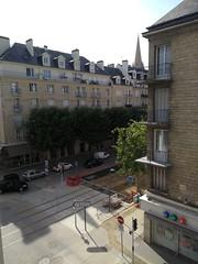 VUE DE LA FENETRE (marsupilami92) Tags: france frankreich normandie 14 calvados îledefrance 8emearrondissement caen ouistreham