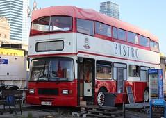L830LNE Leyland Olympian/East Lancs - Warsaw Poland (Ed's Bus Photos) Tags: leyland olympian l20bul bullocks