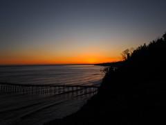 S9195092 SBAU Bacara sunset (SBAUstars) Tags: september 19 2019 sbau bacara westmont astronomy telescope santabarbara montecito goleta sunset channel ocean