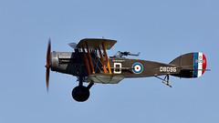 Bristol Fighter (Bernie Condon) Tags: bristol f2 fighter military warplane vintage preserved classic ww1 reconnaissance biplane rfc royalairforce raf bomber multi role royalflyingcorps brisfit