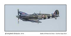 Photo of Spitfire Mk IX MH434