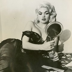 Jayne Mansfield (poedie1984) Tags: jayne mansfield vera palmer blonde old hollywood bombshell vintage babe pin up actress beautiful model beauty hot girl woman classic sex symbol movie movies star glamour girls icon sexy cute body bomb 50s 60s famous film kino celebrities pink rose filmstar filmster diva superstar amazing wonderful photo picture american love goddess mannequin black white tribute blond sweater cine cinema screen gorgeous legendary iconic lippenstift lipstick busty boobs décolleté lingerie jurk dress mirror spiegel oorbellen earrings