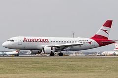 OE-LBM | Austrian Airlines | Airbus A320-214 | CN 1504 | Built 2001 | VIE/LOWW 04/04/2019 | ex D-ALTE, OE-LTU, OE-LBW (Mick Planespotter) Tags: aircraft airport 2019 nik sharpenerpro3 spotter aviation avgeek plane planespotter airplane aeroplane oelbm austrian airlines airbus a320214 1504 2001 vie loww 04042019 dalte oeltu oelbw a320 schwechat wien flughafen vienna