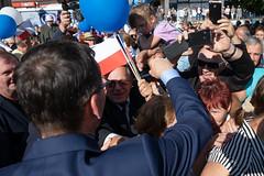 Wizyta w Ząbkowicach Śląskich (22.09.2019) (Prawo i Sprawiedliwość) Tags: pis prawoisprawiedliwość premier mateuszmorawiecki ząbkowice śląskie