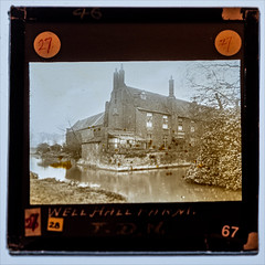 Well Hall Farm - undated (Paul Parkinson LRPS CPAGB (parkylondon)) Tags: 2019 aperturewoolwich glassplates may wps woolwichps