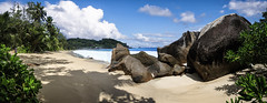 Anse Takamaka, Mahe, Seychelles (Hank888) Tags: hank888 seychelles sea sand beach ocean 5dmkiii 5dmarkiii