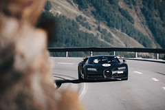 Chiron. (dutchwithacamera) Tags: bugatti bugattichiron carphotography car cars carspotting carphoto carspot canon canoneos canoneos5d photography photo bernina berninapass switzerland race