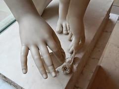 L'Amour (détail) (marellezap) Tags: lelouvre peinture mains musée