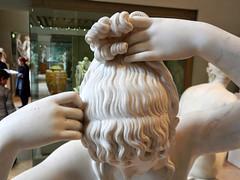 Baigneuse (détail) Joseph Charles Marin (marellezap) Tags: lelouvre peinture mains musée