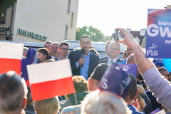 Wizyta w Świdnicy (22.09.2019) (Prawo i Sprawiedliwość) Tags: pis prawoisprawiedliwość premier mateuszmorawiecki świdnica