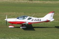 G-XARA - 2013 build Czech Sport Aircraft PS-28 Cruiser, taxiing for departure at Barton (egcc) Tags: barton c0500 czaw cityairport cruiser czechsportaircraft egcb gxara lsa lightroom manchester ps28 ross