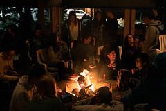 DSC09656.jpg (a2fberkeley) Tags: campfire freshmen a2f berkeley sierra lodge
