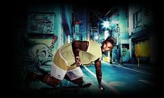 Dee77 (DavidSmith1978 & Kathlynmclain) Tags: design hip hop ascend treized real evil industries signature catwa roc mandala izzie blaxium foxcity straydog victor nemesis striker ring claws baseball cap shirt shorts style blogger meshbody ears posing pose fashion marketplace