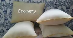 طريقة صنع وسائد للحشو بالاسفنج و القطن بدون خياطة مشروع مربح في البيت (ezo-handmade) Tags: اشغال يدوية افكار الطرز و الخياطة كيف اصنع وسائد
