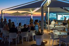 The Edge (John Dale Beckley) Tags: tenerife restaurant sea view