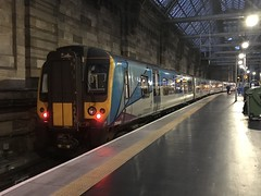 Glasgow Central - 23-09-2019 (agcthoms) Tags: glasgow scotland glasgowcentral station railways trains class350 350408