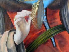 Quentin Metsys Sainte Madeleine (détail) (marellezap) Tags: lelouvre peinture mains musée